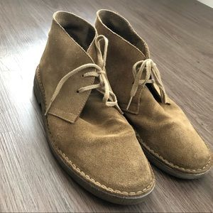 J Crew 99 Macalister Boot In Suede